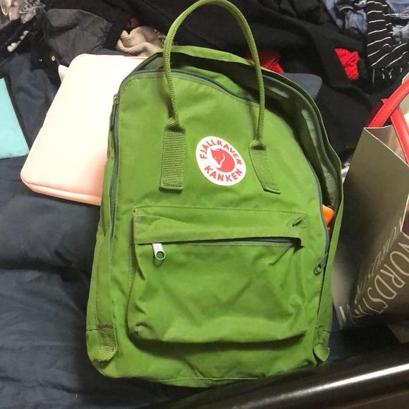 dcbdca2d5cca Fjallraven Handbags - Fjallraven Kanken Water-Resistant Backpack